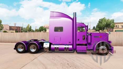 Peterbilt 389 v2.1 pour American Truck Simulator