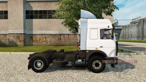 MAZ 5432 v5.03 für Euro Truck Simulator 2