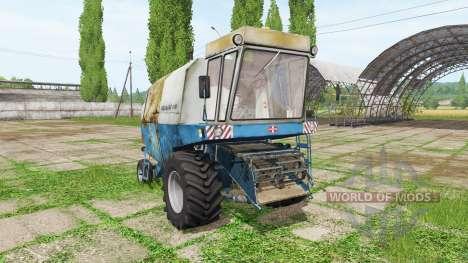 Fortschritt E 512 für Farming Simulator 2017