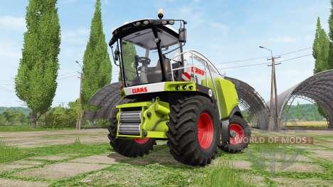 CLAAS Jaguar 980 für Farming Simulator 2017