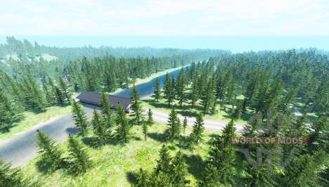Eastern sanctuary v3.0 pour BeamNG Drive