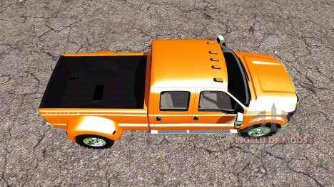 Ford F-450 pour Farming Simulator 2013