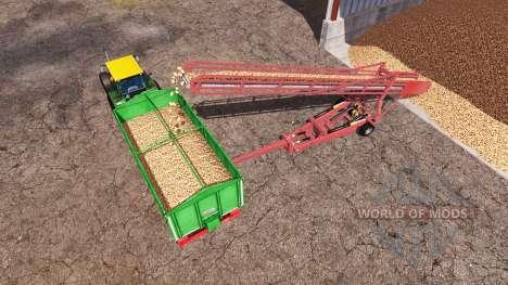 Conveyor belt pack für Farming Simulator 2013