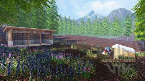 Alpental v1.1 für Farming Simulator 2015