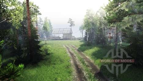 L'ouest de la Sibérie v0.4 pour Spin Tires