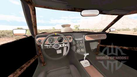 Gavril Barstow Mad Max v0.3 pour BeamNG Drive