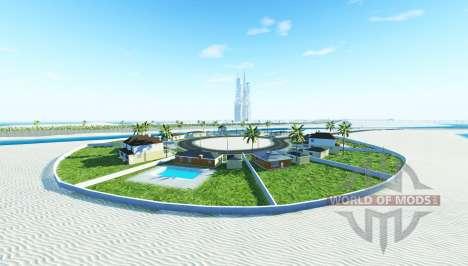 Emirate island v1.4 für BeamNG Drive