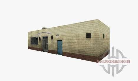 Small building v3 pour Farming Simulator 2015