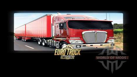 USA trucks loading pictures pour Euro Truck Simulator 2