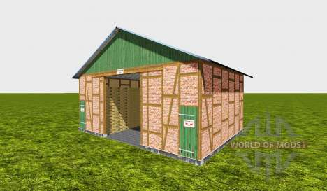 Warehouse pour Farming Simulator 2015
