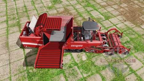 Grimme Tectron 415 v5.0 pour Farming Simulator 2017