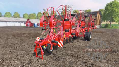 Krone Swadro 2000 v1.1 für Farming Simulator 2015