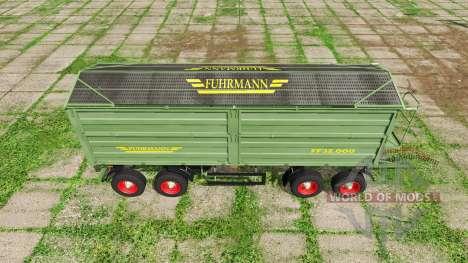 Fuhrmann FF v2.0 für Farming Simulator 2017