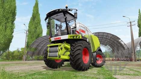 CLAAS Jaguar 970 für Farming Simulator 2017