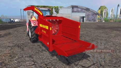 Agram Jet Paille pour Farming Simulator 2013