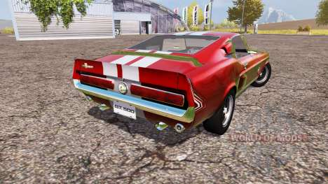 Shelby GT500 pour Farming Simulator 2013