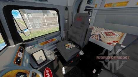 Peterbilt 389 v1.11 pour Euro Truck Simulator 2