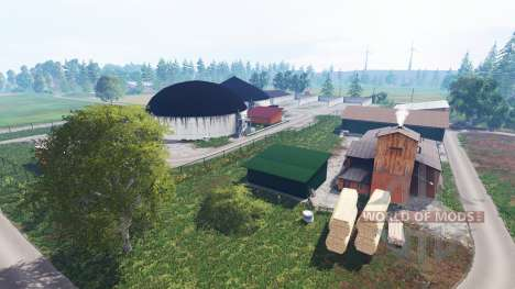 Holzhausen pour Farming Simulator 2015