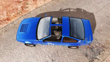 Ibishu 200BX T-Top für BeamNG Drive