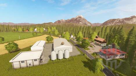 Neustadt für Farming Simulator 2017