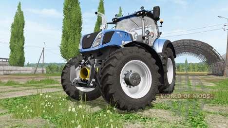 New Holland T7.290 v1.2 für Farming Simulator 2017