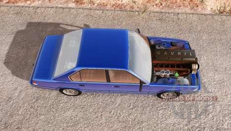 ETK I-Series diesel motor für BeamNG Drive
