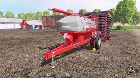HORSCH Pronto 9 SW v1.1 pour Farming Simulator 2015