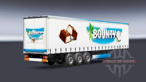Trailers pack für Euro Truck Simulator 2