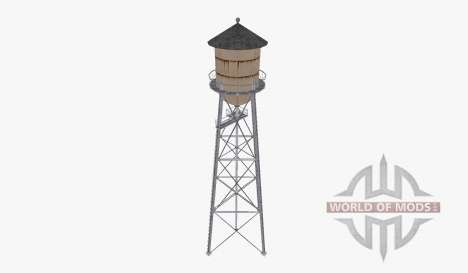Tall water tower für Farming Simulator 2015
