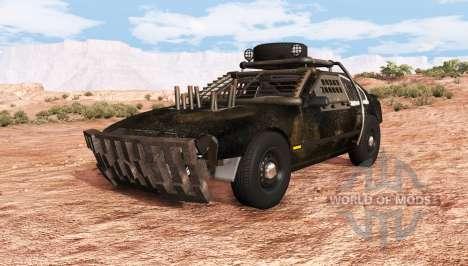 Ibishu 200BX Mad Max v0.3 für BeamNG Drive