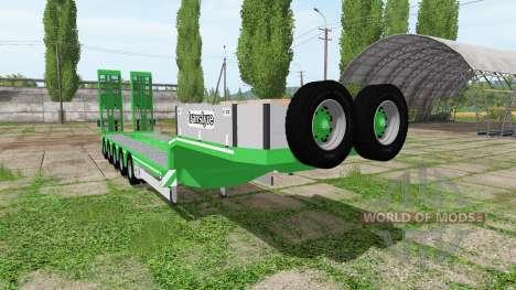 DOLL translyre lowboy pour Farming Simulator 2017