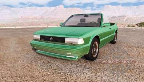 ETK I-Series cabrio v1.1 für BeamNG Drive