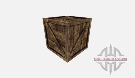 Wooden crate pour Farming Simulator 2015