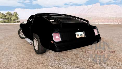Gavril Barstow Duke O Death pour BeamNG Drive