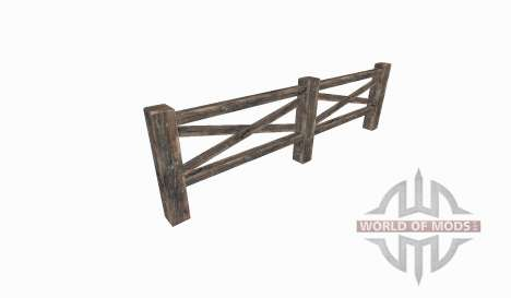 Fence middle pour Farming Simulator 2015