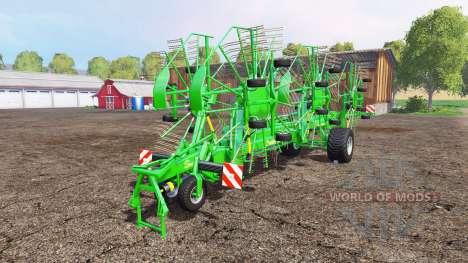Krone Swadro 2000 pour Farming Simulator 2015