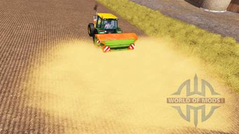 AMAZONE ZA-M 1501 seeder pour Farming Simulator 2013