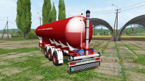 Water trailer pour Farming Simulator 2017