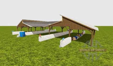 Multipurpose shed für Farming Simulator 2015