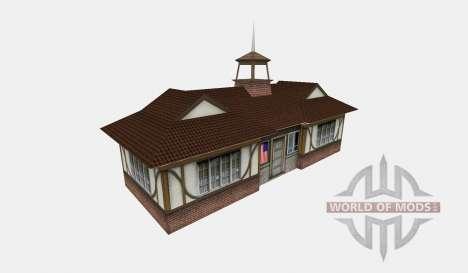 Mini building pour Farming Simulator 2015