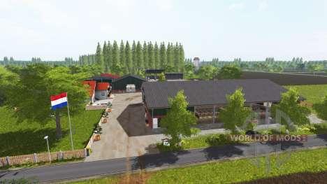Holland landscape für Farming Simulator 2017
