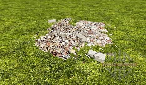Debris stone für Farming Simulator 2015