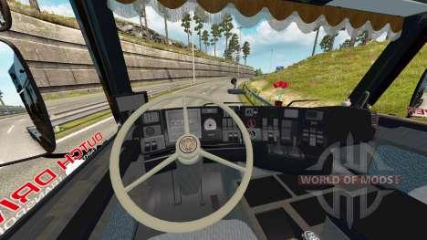 Scania 143M 450 Van Londen für Euro Truck Simulator 2