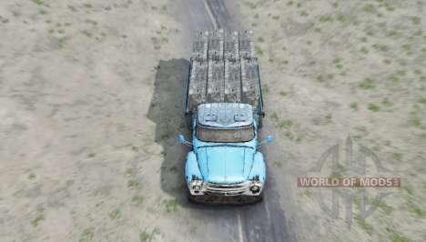 ZIL 130 v1.2 pour Spin Tires