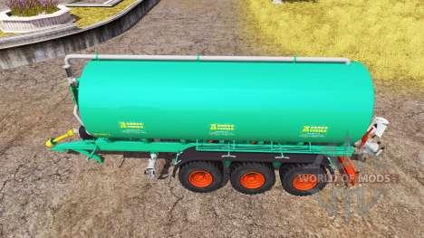 Aguas-Tenias CAT-26 v3.0 pour Farming Simulator 2013