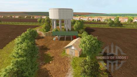Knuston Farm v1.2 pour Farming Simulator 2017