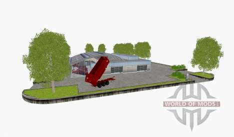 Vehicle shop für Farming Simulator 2015