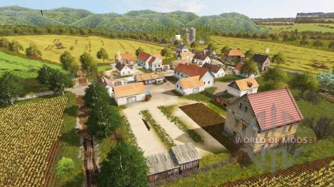 Czech farmer pour Farming Simulator 2017