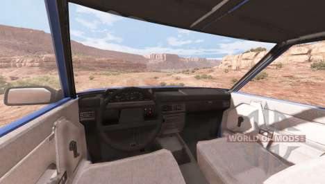 Moskvich 2141 pour BeamNG Drive