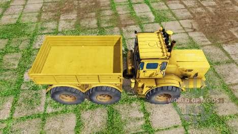 Kirovets K 701 6x6 pour Farming Simulator 2017